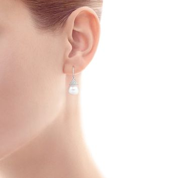 Tiffany & Co. - Ziegfeld Collection:Pearl Earrings