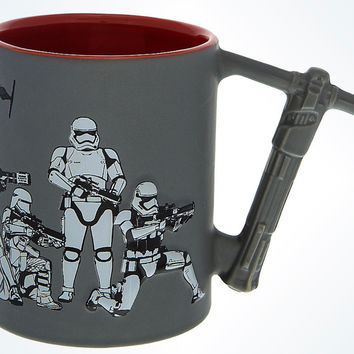 Disney Parks Star Wars Episode VII Kylo Ren Mug New
