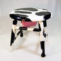 Footstool - Cow Milking Stool