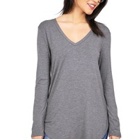 Everyday Classic Long Sleeve Top
