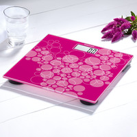 Soehnle PINO Precision Digital Bathroom Scale, Pink