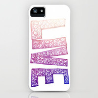 live doodle iPhone Case by shans | Society6