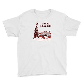 grand budapest hotel Youth Tee