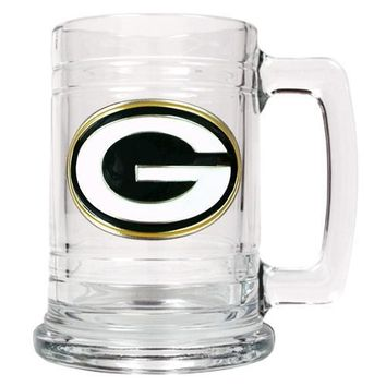 Personalized NFL Emblem Mug - Green Bay Packers