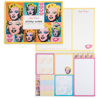 MoMA Store - Marilyn Sticky Notes