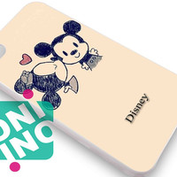 Minnie and mickey mouse vintage iPhone Case Cover | iPhone 4s | iPhone 5s | iPhone 5c | iPhone 6 | iPhone 6 Plus | Samsung Galaxy S3 | Samsung Galaxy S4 | Samsung Galaxy S5