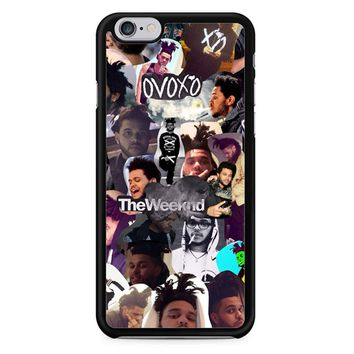 The Weeknd Collage iPhone 6/6S Case