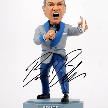 Bruce Buffer Authentic Mma Bobblehead Autographed Signed UFC #D/200