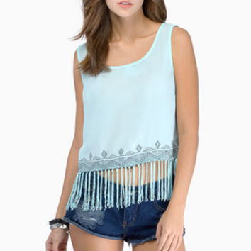 Dancing On The Fringe Top $14