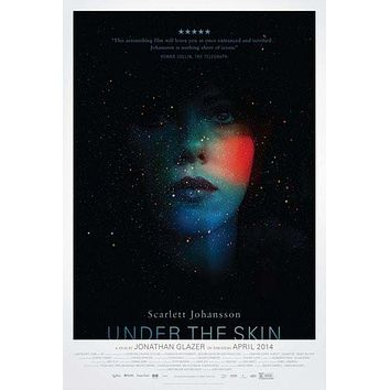 Sale! Under The Skin Movie Poster 24Inx36In Poster