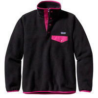 Patagonia Synchilla Lightweight Snap-T Fleece Pullover - Women's at City Sports