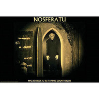 Nosferatu Domestic Poster