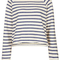 STRIPE SWEAT