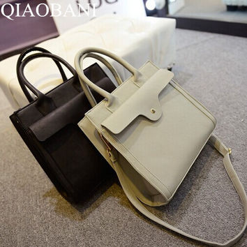 Simple Design Fashion Stylish One Shoulder Bags Tote Bag [6581088903]