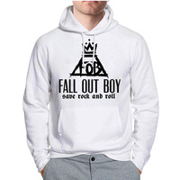 FOB Fall Out Boy Save Rock And Roll Hoodie -tr3 Hoodies for Man and Woman