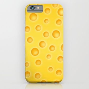 Swiss Cheese Texture Pattern iPhone & iPod Case by Tees2go