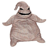 Oogie Boogie Plush Doll - The Nightmare Before Christmas - Spirithalloween.com