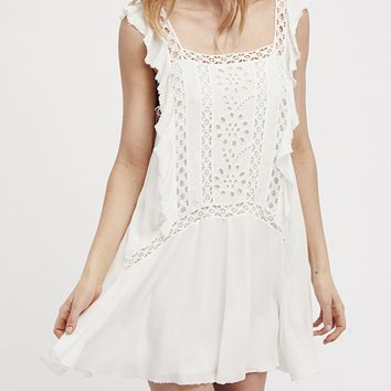 Priscilla Dress - White by Free People