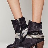 A.S. 98. Womens Fortitude Ankle Boot