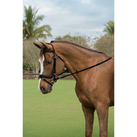 Suffolk™ Padded Dressage Bridle | Dover Saddlery