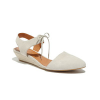 The Espadrille Mini Wedge - shoes & sandals - Women's NEW ARRIVALS - Madewell