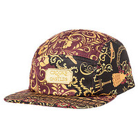 The Sultan 5 Panel Hat in Multi
