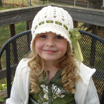 Best Crochet Cloche Hat Pattern Products On Wanelo
