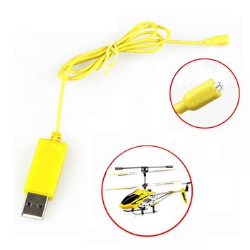 2PCS RC Helicopter  USB Mini Drone Charging Cable