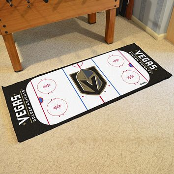"NHL - Vegas Golden Knights Rink Runner 30""x72"""