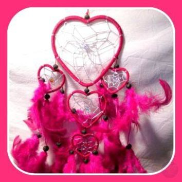 Heart Desire Dream Catcher