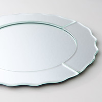 Mirrored Charger Plate - Neiman Marcus