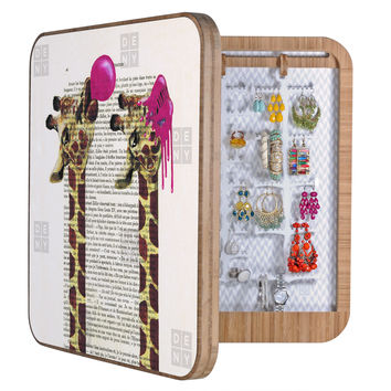 Coco de Paris Giraffes With Bubblegum BlingBox