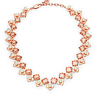 Tory Burch - Babylon Collar Necklace - Saks Fifth Avenue Mobile