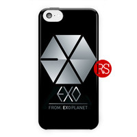 Exo Logo Boy Band For iPhone 5 / 5S / 5C Case