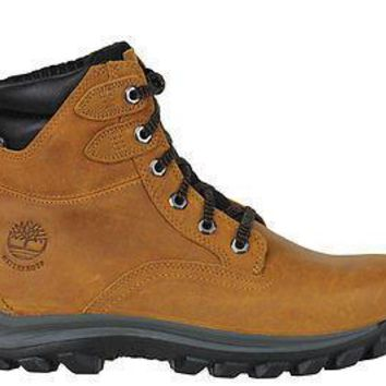 Timberland Mens EK Chilberg Mid Boots WP Insulated Wheat 7858A