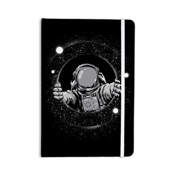 "digital carbine ""Black Hole"" Fantasy Digital Everything Notebook"