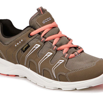 ECCO Terracruise Ladies (Warm Grey/warm Grey/coral) - Official UK Online Shop