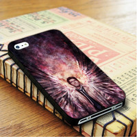Supernatural Galaxy Art Horror iPhone 4 Or 4S Case