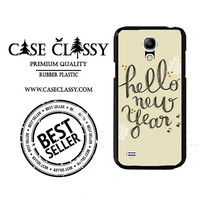 Hello New Years Samsung 5S case CaseClassy
