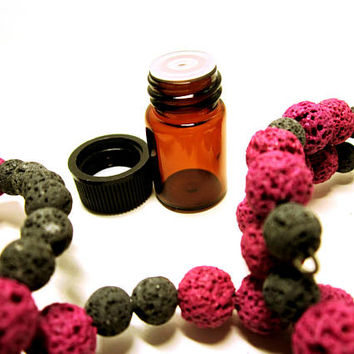 Essential Oil For Lava Bead Jewelry Everyday Essential Oils 2ML Bottle Three Scents To Choose From JEWELRY