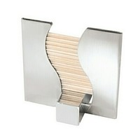 Stainless Steel Tooth Pick Holder