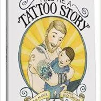 Tell Me a Tattoo Storybook