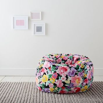 MayBaby Fresh Cut Floral Beanbag