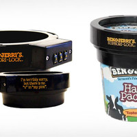 Ben & Jerry's Euphori-Lock | Cool Shit You Can Buy - Find Cool Things To Buy