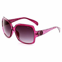 COACH Stylish Women Men Summer Style Sun Shades Eyeglasses Glasses Sunglasses #3 Purple I13558-1