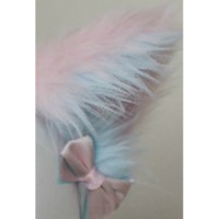 Cotton Candy Cat Ears - Kitten's Playpen