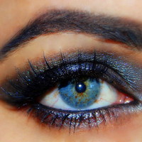 Black Pearl 100% All Natural, Vegan Eyeshadow or Eyeliner Pigment