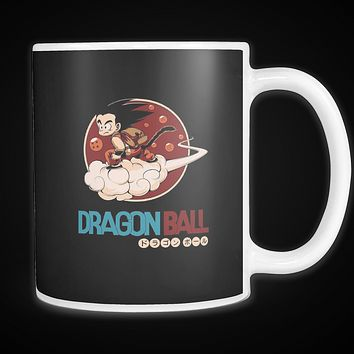Super Saiyan Goku Kid with Nimbus 11oz Coffee Mug - TL00252M1