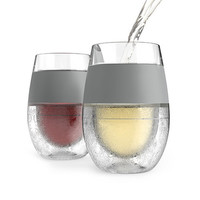 Chill Out Wine Glass