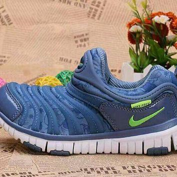 CREYNW6 Nike Dynamo Free (PS) 343738-400 Infant / Toddler Kids' Shoe